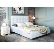 Сонум Кровать 1400 с Подъемным механизмом (Найс Вайт), белый