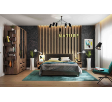 Спальня NATURE. Комплект 1