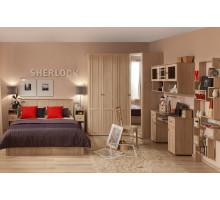 Спальня SHERLOCK, Сонома. Комплект 1