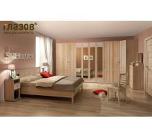 Спальня SHERLOCK, Сонома. Комплект 2