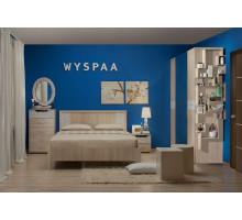 Спальня WYSPAA (Сонома) Комплект 1