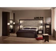 Спальня Амели. Компоновка 1