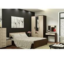 Спальня Фиеста Венге. Компоновка 2