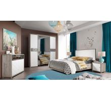 Спальня Кристал КМК (Комплект 1)