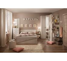 Спальня Марсель. Комплект 1