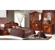 Спальня Мелани 2 КМК 0434-02 (Орех Донской)