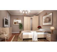 Спальня Милана (Дуб отбеленный) Комплект
