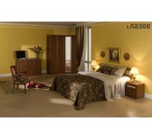 Спальня Милана (Орех) Комплект 5