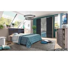 Спальня Монако КМК 0673. Комплект 2