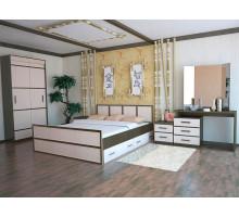 Спальня Сакура. Компоновка 3