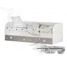 Трио Кровать (с подъёмным механизмом) КРП-01, Звездное детство