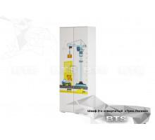 Трио Шкаф для одежды ШК-09, Логика