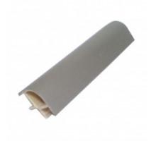 Угол соединительный 90 градусов (двухсторонний) титан