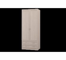 Верона Шкаф 2-х дверный с ящиками