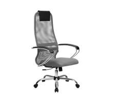 ВК-8 кресло Метта Светло-серый