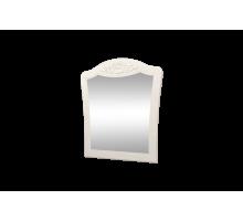 Зеркало настенное Виола 2 Жемчуг, белый