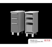 ЗРЗ Шкаф-стол с 3-мя ящиками Альфредо
